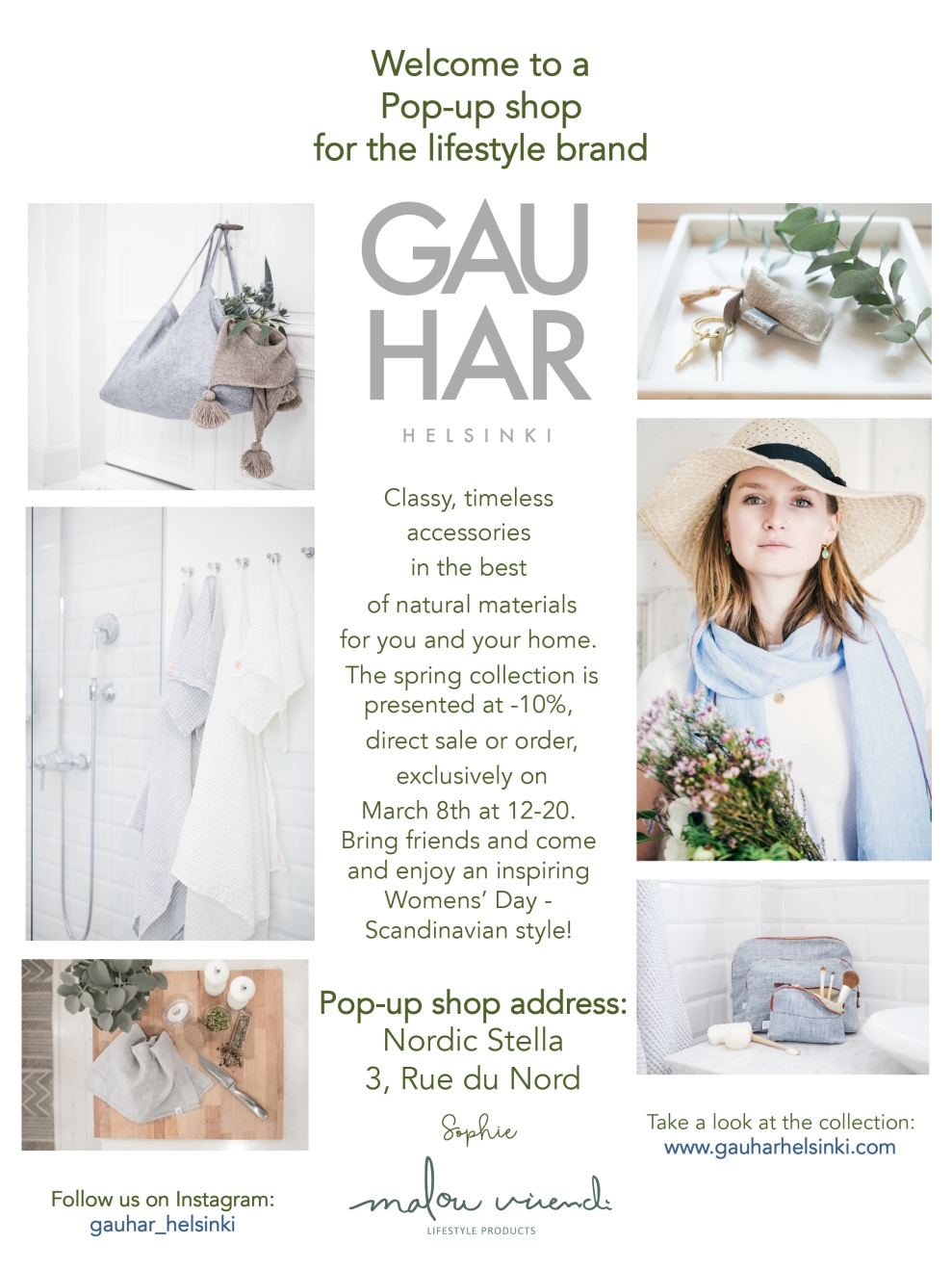 Gauhar Pop-Up